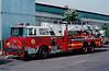 Philadelphia PA Ladder 4 - 1986 Mack-CF / Baker 75' Tower