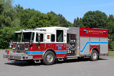 Pocono Twp Rescue Engine 34