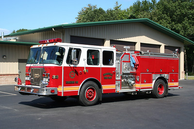 Burriville Fire Depts