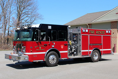 Coventry Fire Depts