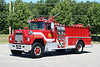 Cumberland RI Engine 11 - Valley Falls - 1978 Mack R/Continental 1250/600<br /> Refirbished