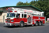 Glocester RI - West Glocester Quint 31 - 2005 Spartan/Smeal 1500/600/30F/75' Aerial