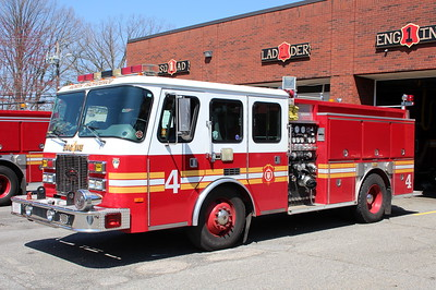 North Providence Engine 4