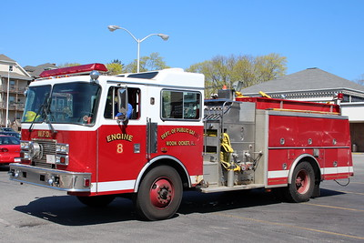 Woonsocket Engine 8