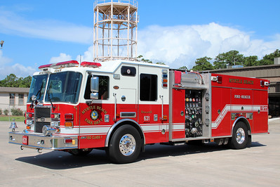 Myrtle Beach Engine 631