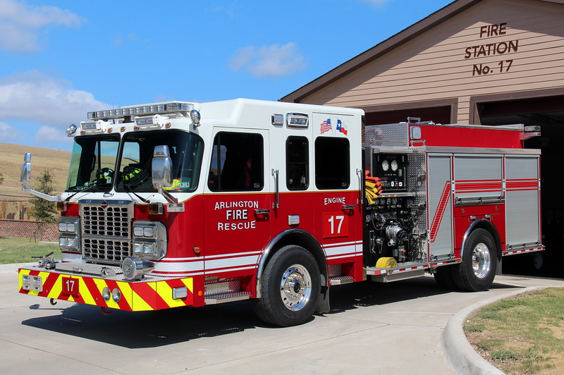 Arlington TX Engine 17 - 2011 Spartan ERV 1250/750/25F