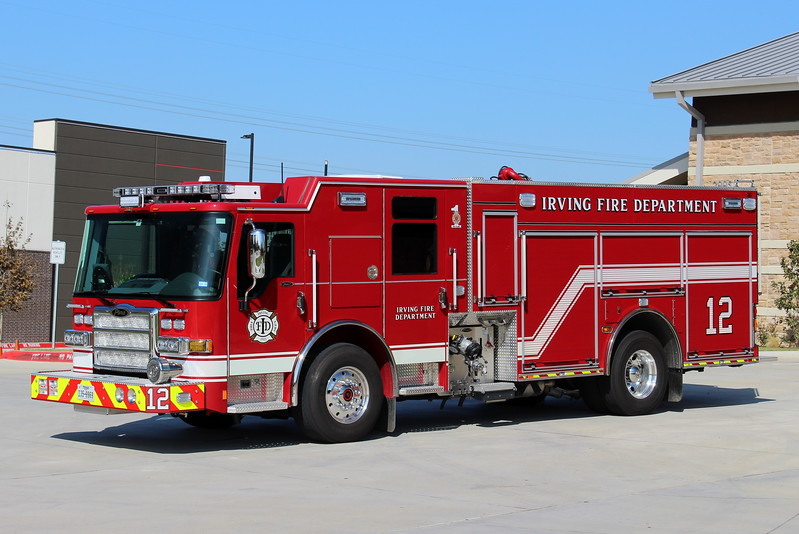 Irving Engine 12