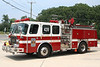 Fairfax County, VA Engine 439 - 2001 E-One 1250/750.<br /> Proudly serving North Point.