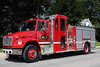 North Bennington Vermont Engine 55 - 2002 FL80 / E-One 1250/1000/40A