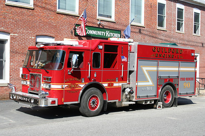 Vermont Fire Apparatus 2009