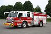 South Burlington Vermont Engine 1 - 2009 Pierce Velocity PUC 1500/500