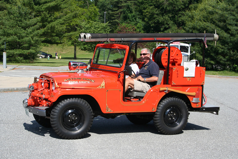 Nevins Rock Fire Jeep @ Lynnfield Parade 2012<br /> If anyone has info on this one please email me.