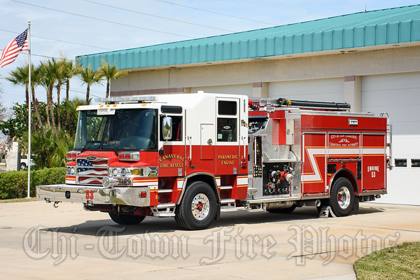 Canaveral Fire Department