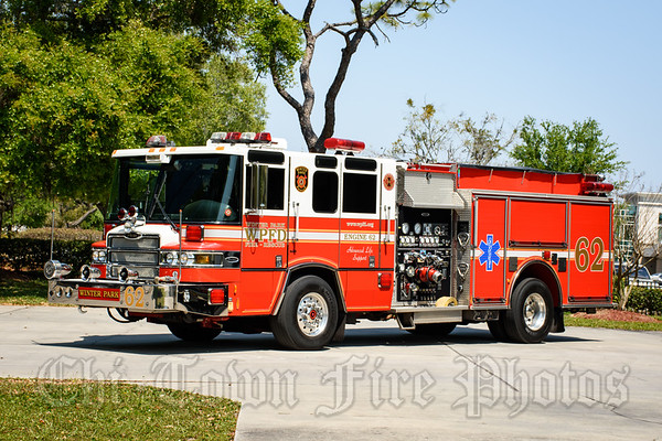 Engine Company 62 (Spare)