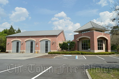 Reedy Creek Fire Department Station 2