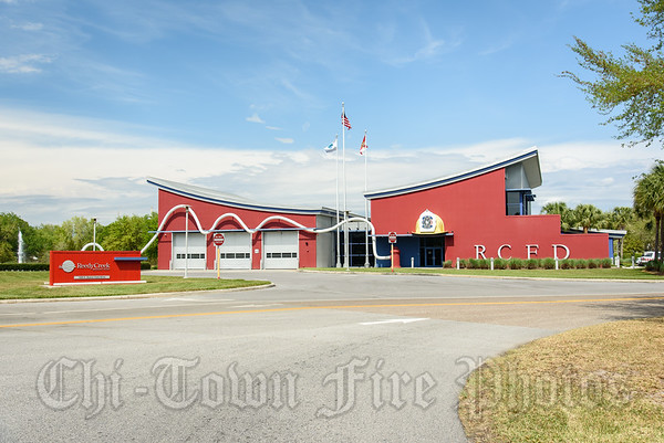 Reedy Creek Fire Department Station 4