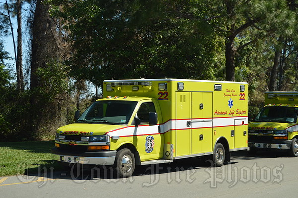 Reedy Creek Ambulance 22