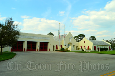 Reedy Creek Fire Department Station 3