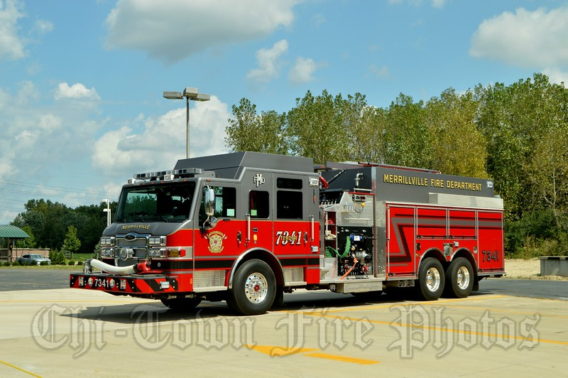 Fire Apparatus by State