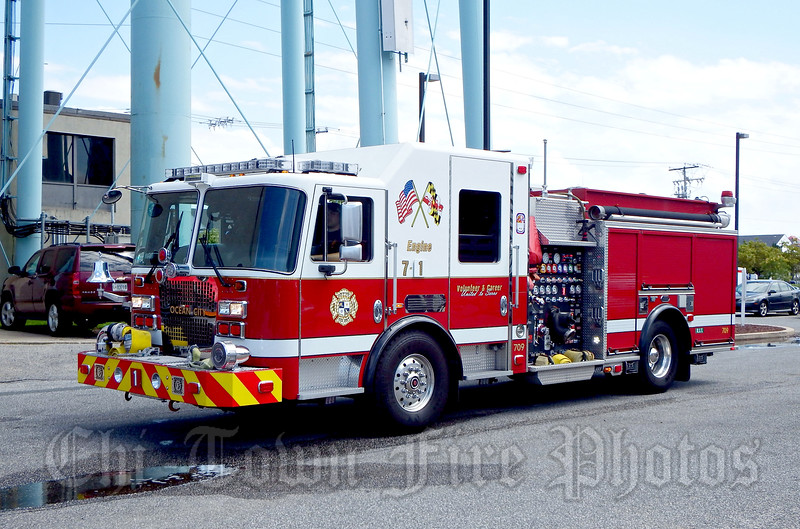 Ocean City, MD Engine 7-1