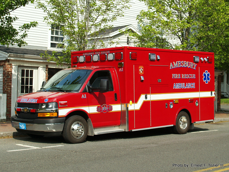 Image result for amesbury fire ambulance 1