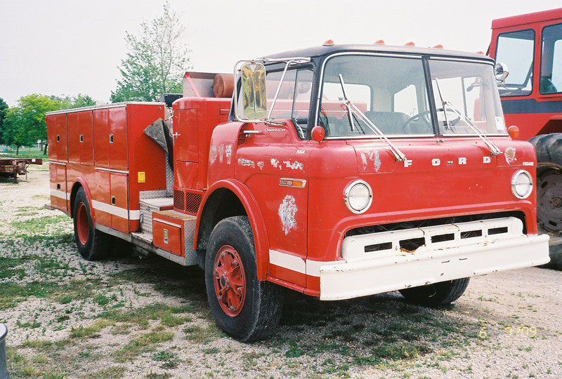Chicago 9-1-1 light wagon<br /> Chicago, Illinois