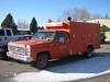 Former Loveland Dive Squad 2<br /> Loveland, Colorado<br /> (photo taken 1/20/11)