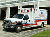 Ambulance 1 - 2008 Ford F-450/Osage 4X4