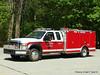Squad 1 - 2010 Ford F-550/Firematic BRAT 4x4 400/400/10A/30B