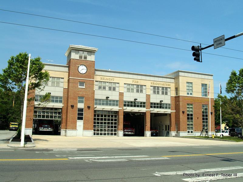 Headquarters - 297 Trapello Road
