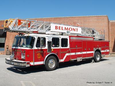 Belmont, MA Fire Apparatus