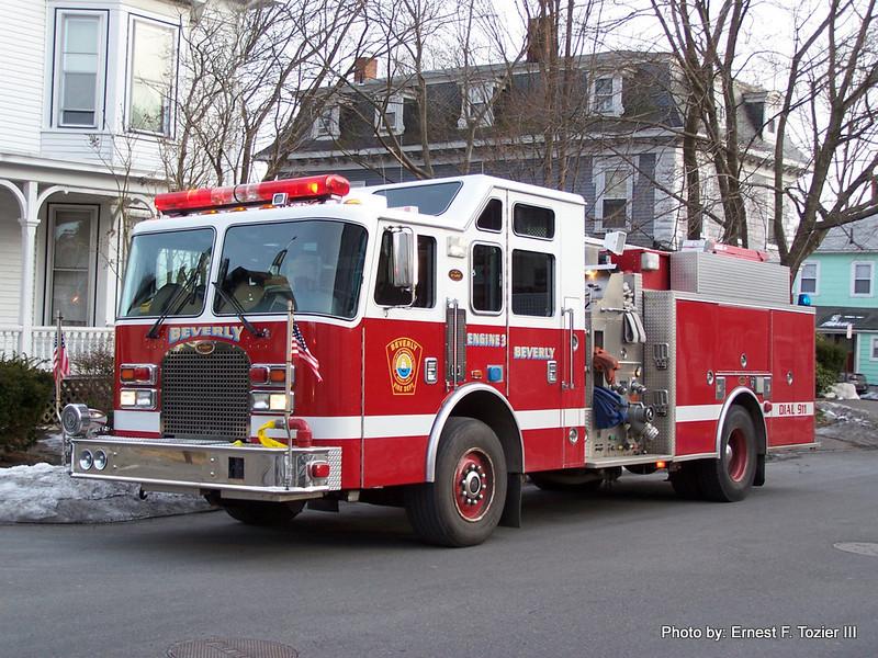 Engine 3 - 2001 KME 1250/750 25A/25B (Former Engine 1)