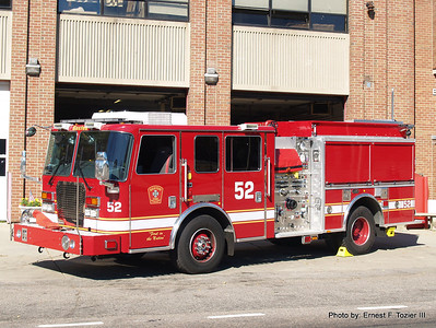 Boston, MA Fire Apparatus