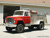 Forestry 1 - 1976 International/2006 Dept. Refurb 500 gallons 4X4