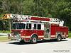 Ladder 1 - 1994 Spartan/Saulsbury/LTI 2000/400 75' Rearmount Quint (Ex-Syosset, NY) (Photo #2)