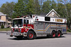 East Hartford Fire Department Squad 1 - 1996 Mack MR/Saulsbury On Loan From Hartford, CT Fire Department