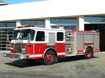 Danvers, MA Fire Apparatus