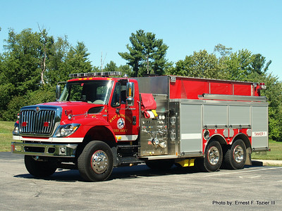 East Kingston, NH Fire Apparatus