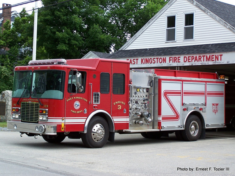 Engine 3 - 2001 HME/Marion 1000/1500/30A