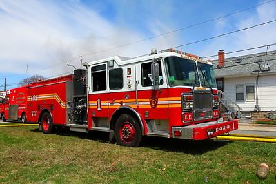 Engine - 2007 Seagrave 1500/750 Now Reserve