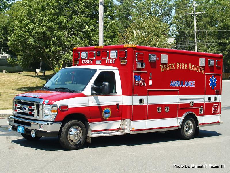 Ambulance 1 - 2016 Ford E-450/Horton