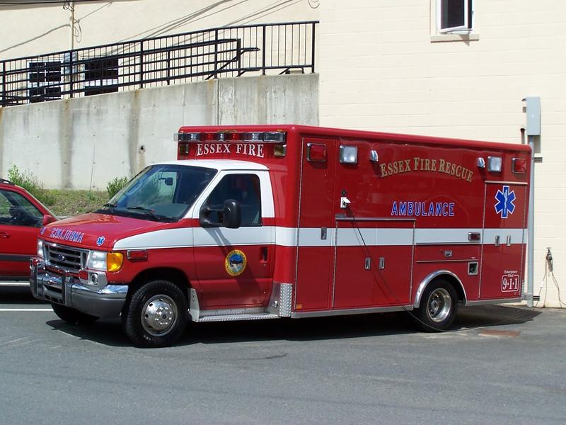 Rescue 1 - 2006 Ford E-450/Horton