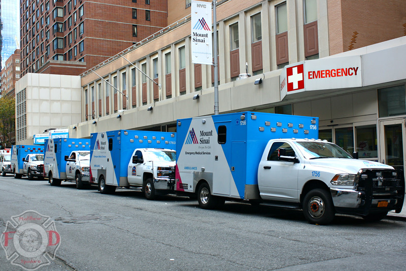Mount Sinai Hospital EMS