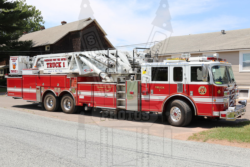 Warehouse Point (East Windsor, Ct.) Truck 138