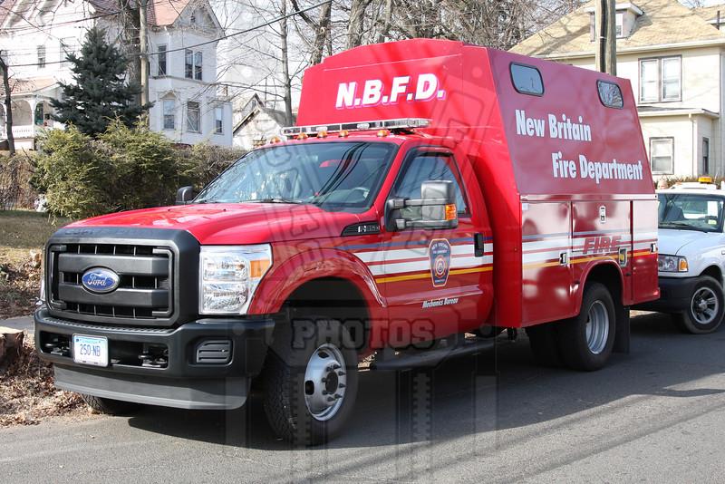 New Britain, Ct Mechanics truck