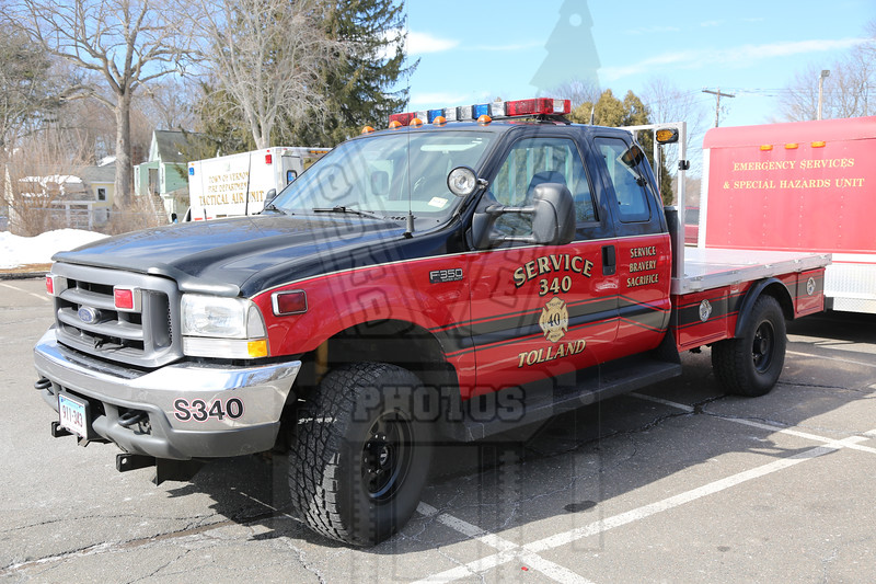 Tolland, Ct Service 340