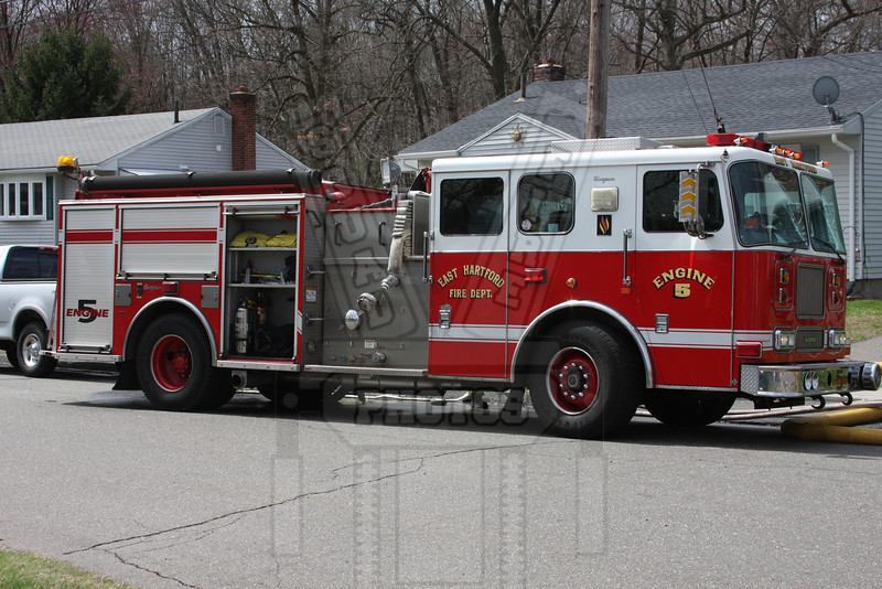 East Hartford, Ct Engine 5