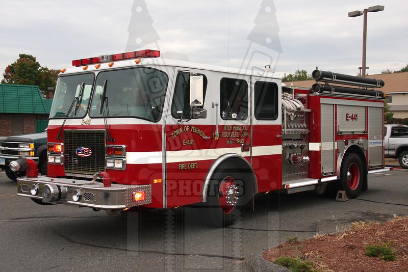 Vernon, Ct Engine 441