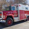 East Granby, CT Rescue 8. This is the former Hartford, Ct Tac 2
