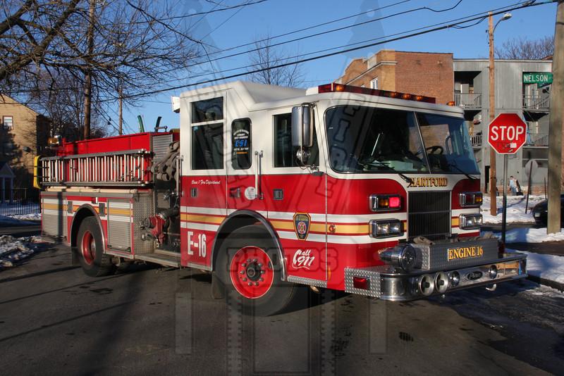 Hartford, CT Engine 16